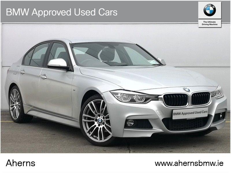 BMW 3 Series 318 MSPORT 4DR AUTO