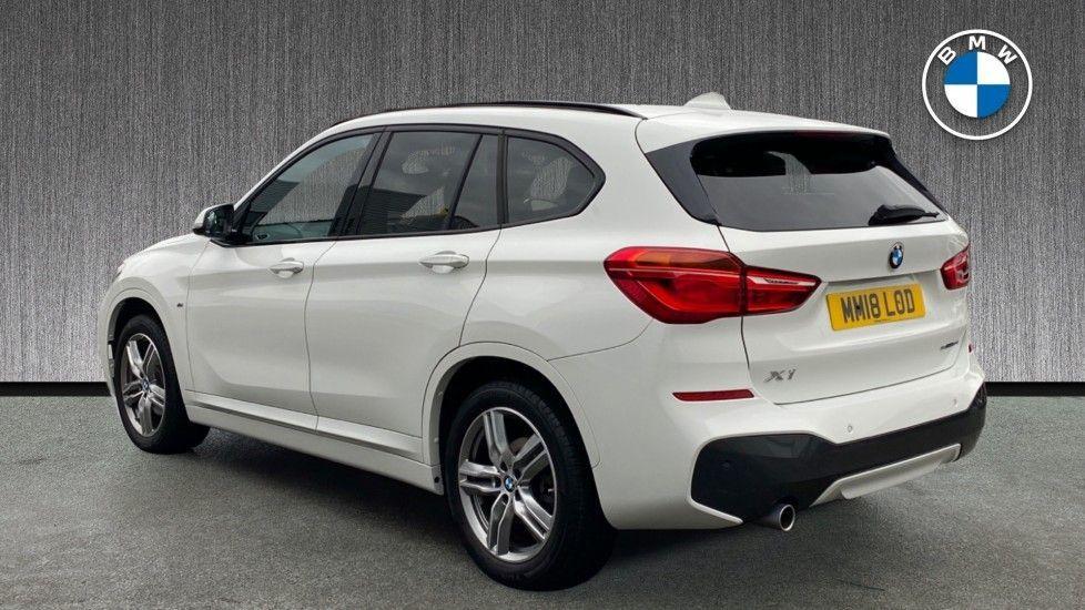 Image 2 - BMW sDrive18i M Sport (MM18LOD)