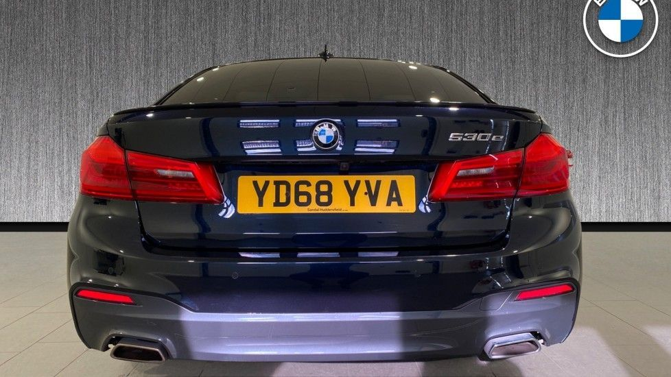 Image 15 - BMW 530e M Sport iPerformance Saloon (YD68YVA)