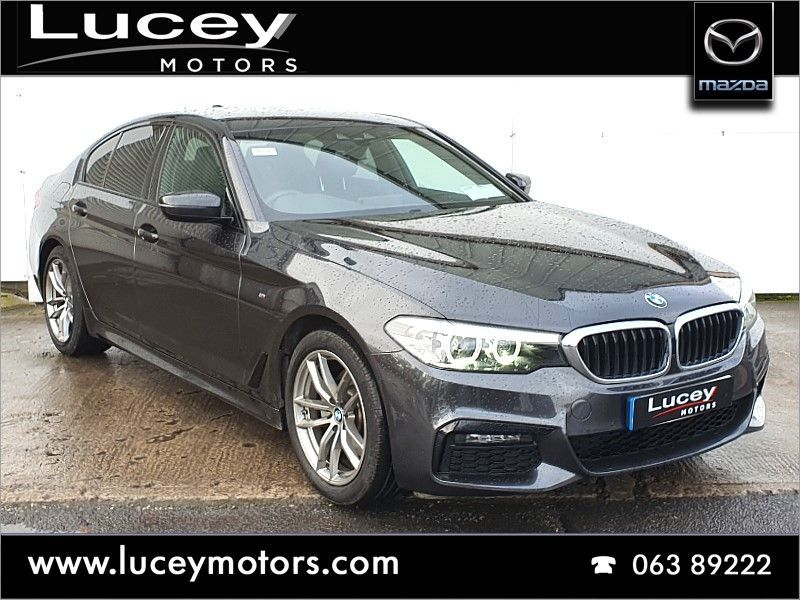 Used BMW 5 Series 520D M SPORT AUTO (2019 (191))