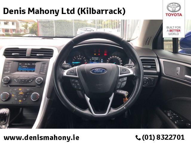 Used Ford Mondeo ZETEC 1.5TDCI @ DENIS MAHONY KILBARRACK (2016 (162))