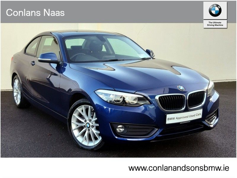 BMW 2 Series 218d SE Coupe Manual