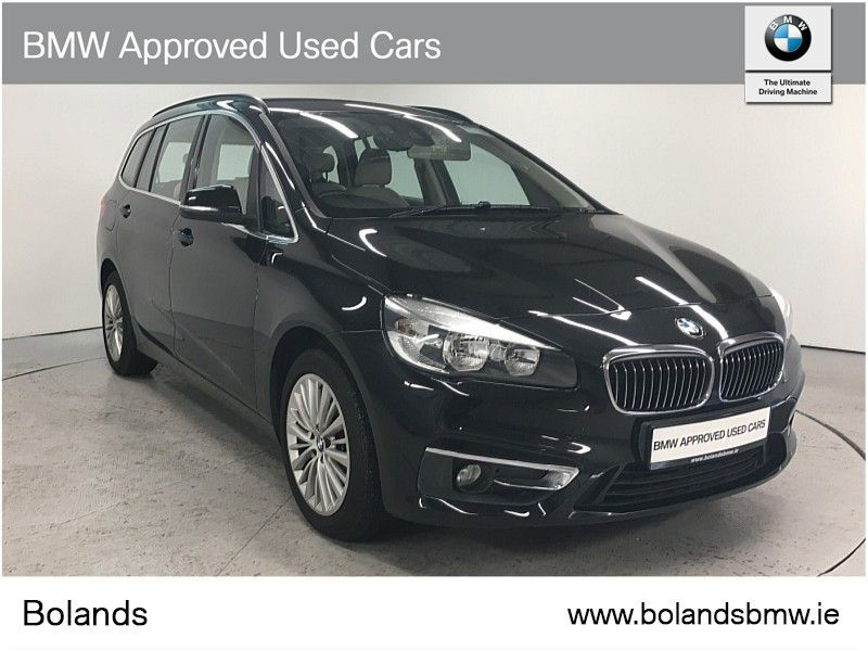 BMW 2 Series Gran Tourer 216d Luxury Gran Tourer