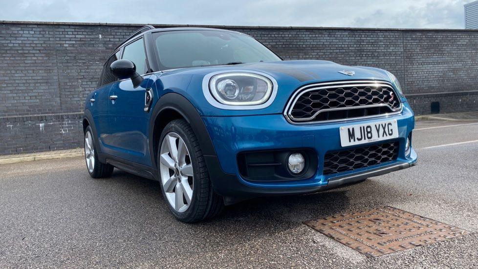 Image 22 - MINI Countryman (MJ18YXG)