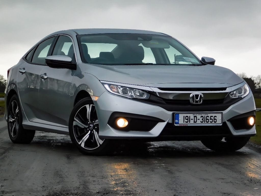 Honda Civic Video Tour - 9 SPEED - €3,000 Scrappage - Smart Plus Automatic Spec