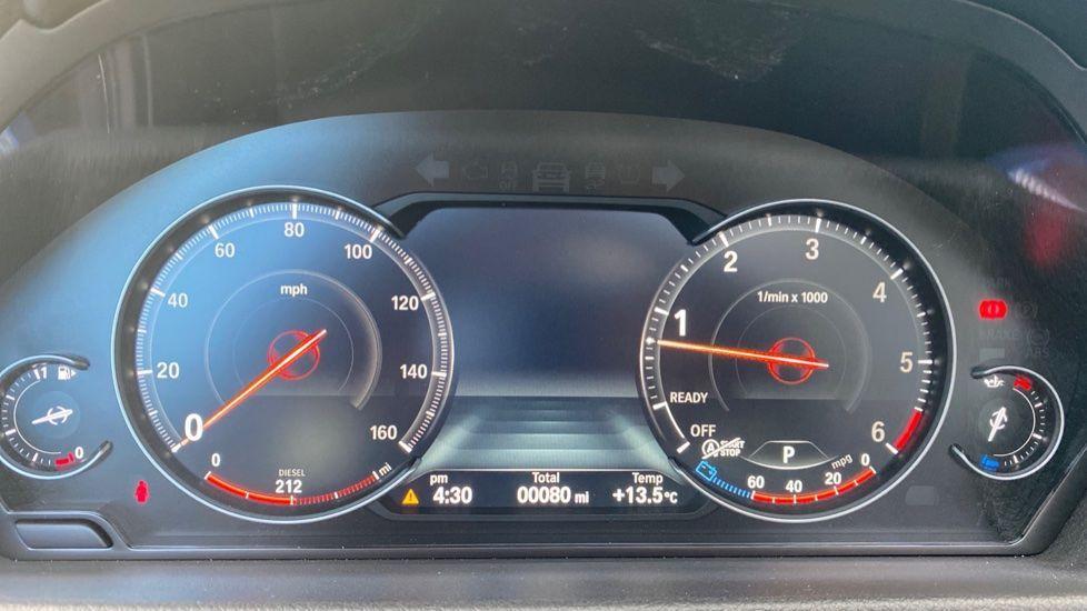 Image 11 - BMW 435d xDrive M Sport Convertible (CX20VWF)