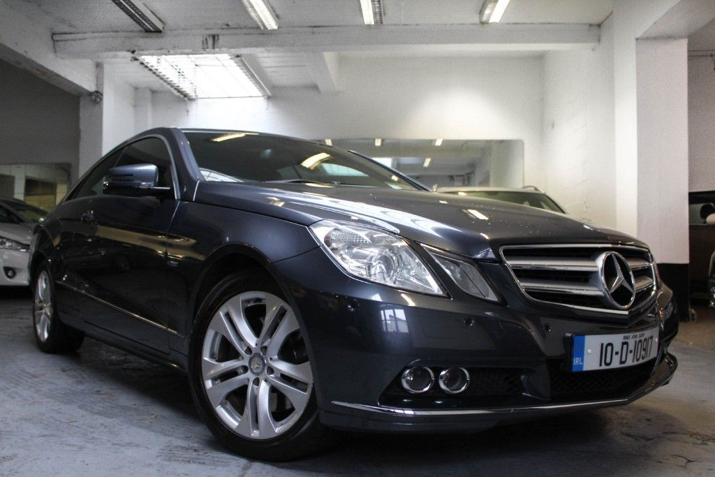 Mercedes-Benz E-Class E250 COUPE AVANTGARDE PRISTINE CONDITION