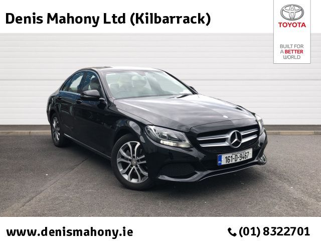 Mercedes-Benz C-Class 180D AVANTGARDE AUTO @ DENIS MAHONY KILBARRACK