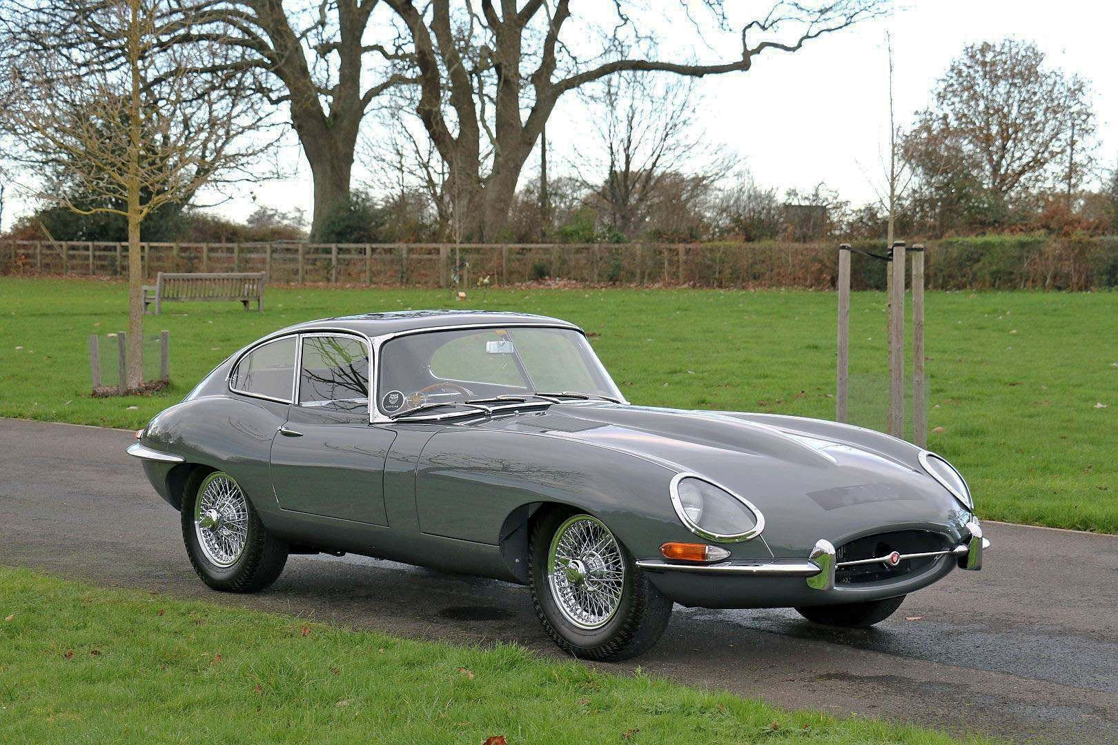 Green Jaguar E Type Used Cars For Sale Autotrader Uk
