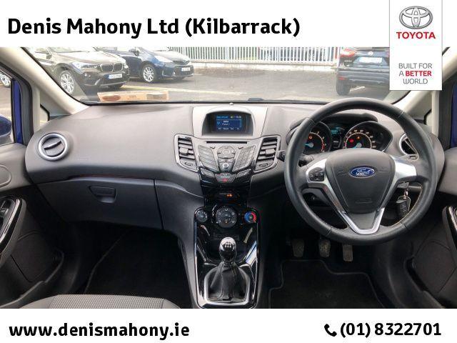 Used Ford Fiesta TITANIUM 1.25 5DR @ DENIS MAHONY KILBARRACK (2016 (161))