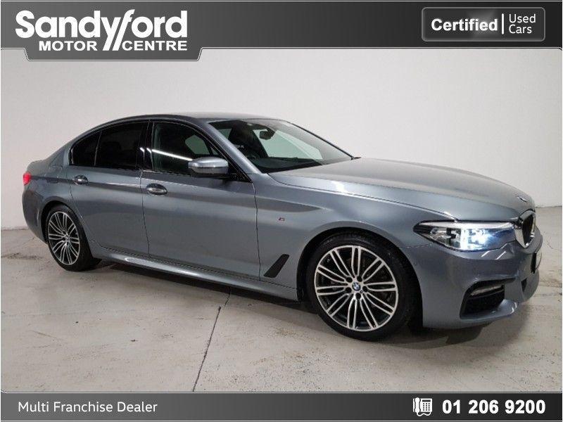 BMW 5 Series G30 520D M-Sport From 458 p/m** 2.0 Diesel