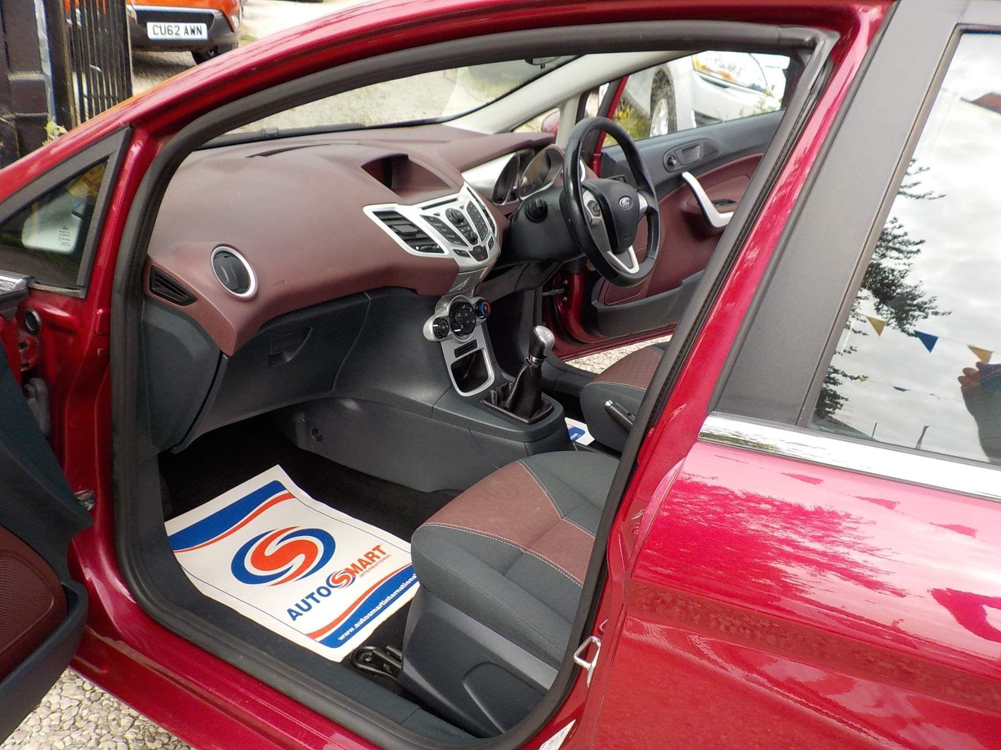 Ford Fiesta 1.4 TDCi Zetec 5dr