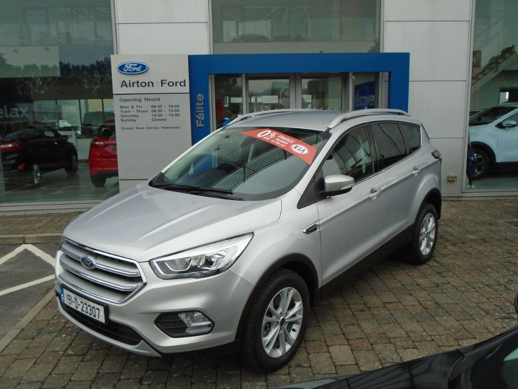 Ford Kuga TITANIUM 1.5 TDCI 120PS 4DR *SCRAPPAGE AVAILABLE*