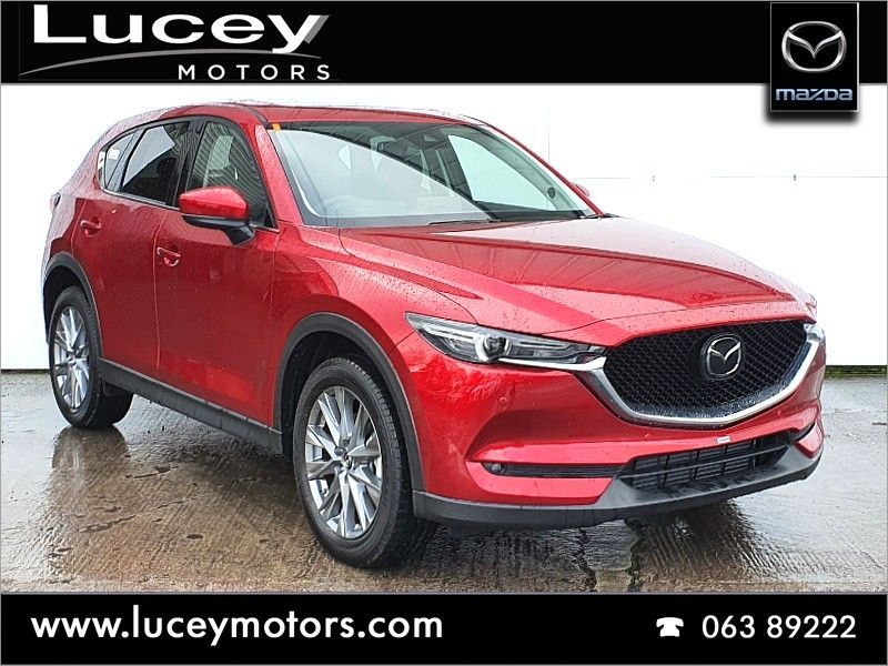 Mazda CX-5 DSL / GT SPORT / BEIGE LEATHER - DEMO SPECIAL