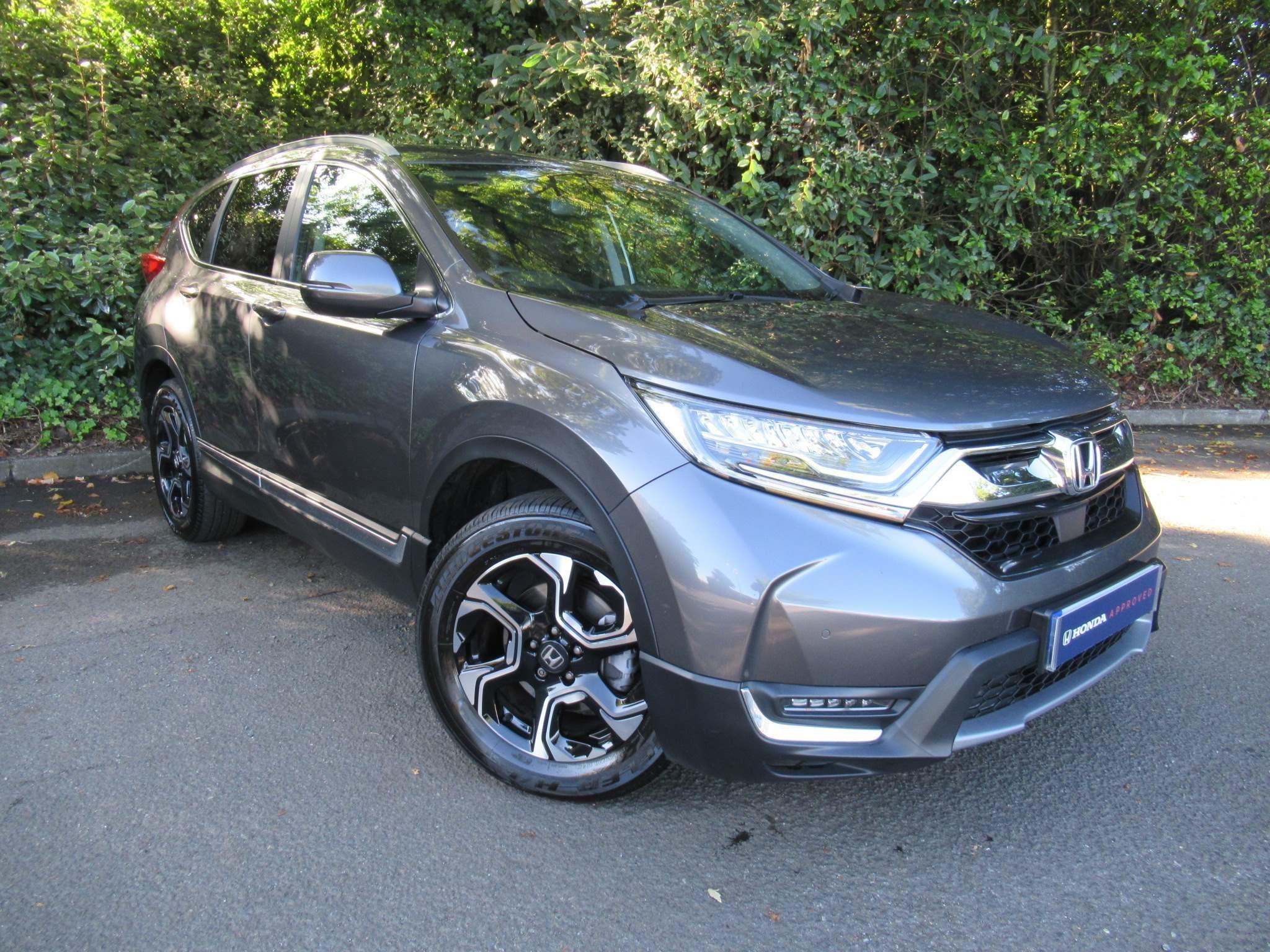 Honda CR-V 1.5 VTEC Turbo SR 4WD (s/s) 5dr