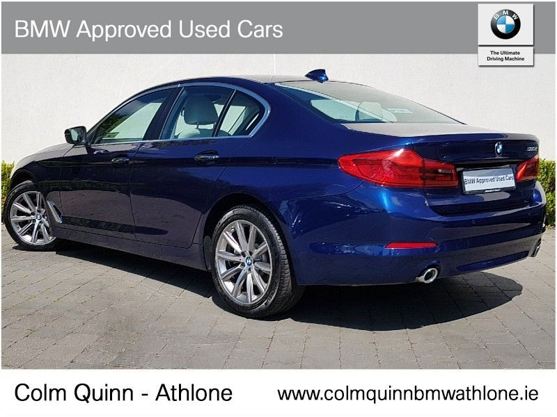 Used BMW 5 Series 520d SE Saloon (2018 (182))