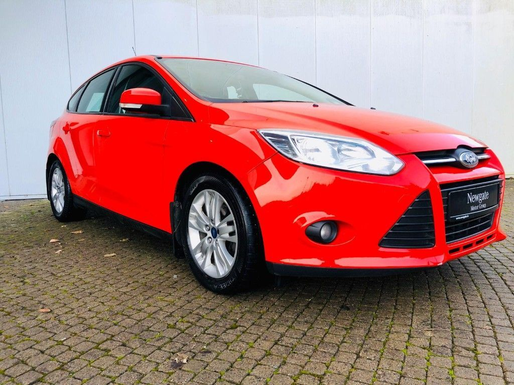 Used Ford Focus EDGE 1.6 TDCI 95PS 5SPEED 5DR (2013 (131))