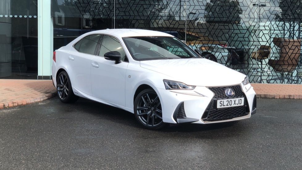 Used 2020 IS 300 F-Sport Premium Pack Limited Edition