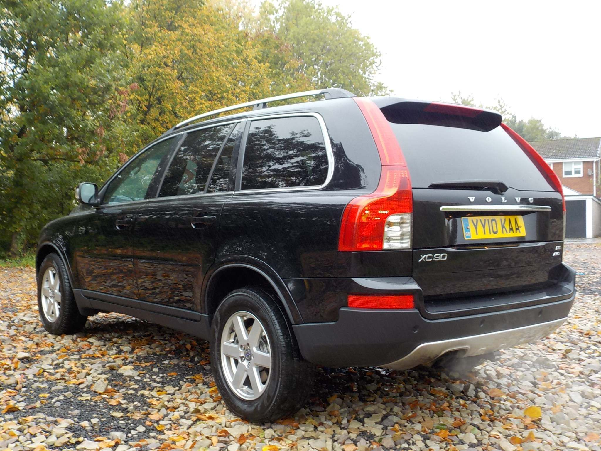Volvo XC90 2.4 D5 Active Geartronic AWD 5dr