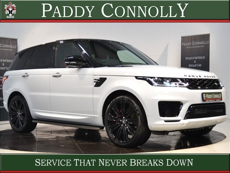 Land Rover Range Rover Sport *5 Seat N1 Bus.Class* AUTOBIOGRAPHY P400e