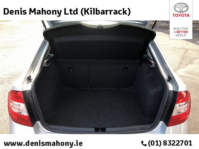 Used Skoda Rapid AUTOMATIC AMBITION 1.4 TDI @ DENIS MAHONY KILBARRACK (2016 (161))