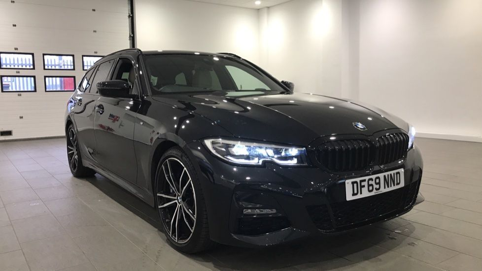 Image 11 - BMW 320d M Sport Touring (DF69NND)