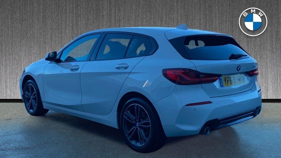 Image 2 - BMW 118i Sport (YF69HKN)