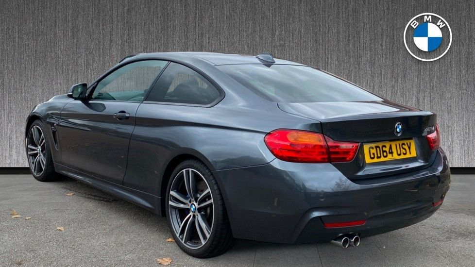 Thumbnail - 2 - BMW 428i M Sport Coupe (GD64USY)