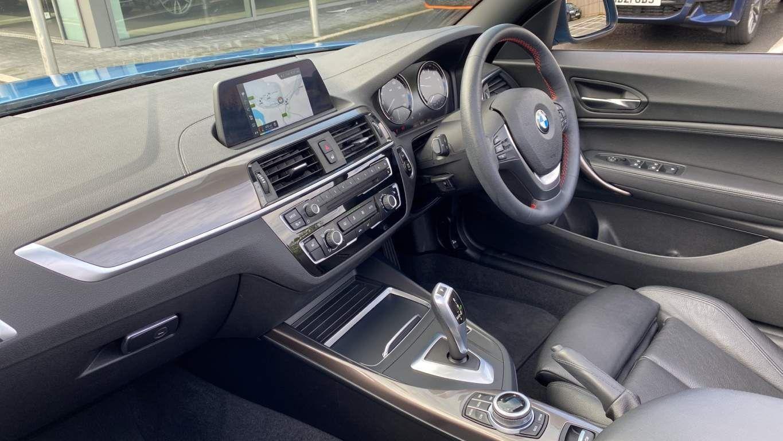 Image 7 - BMW 218i Sport Convertible (CX67MOA)