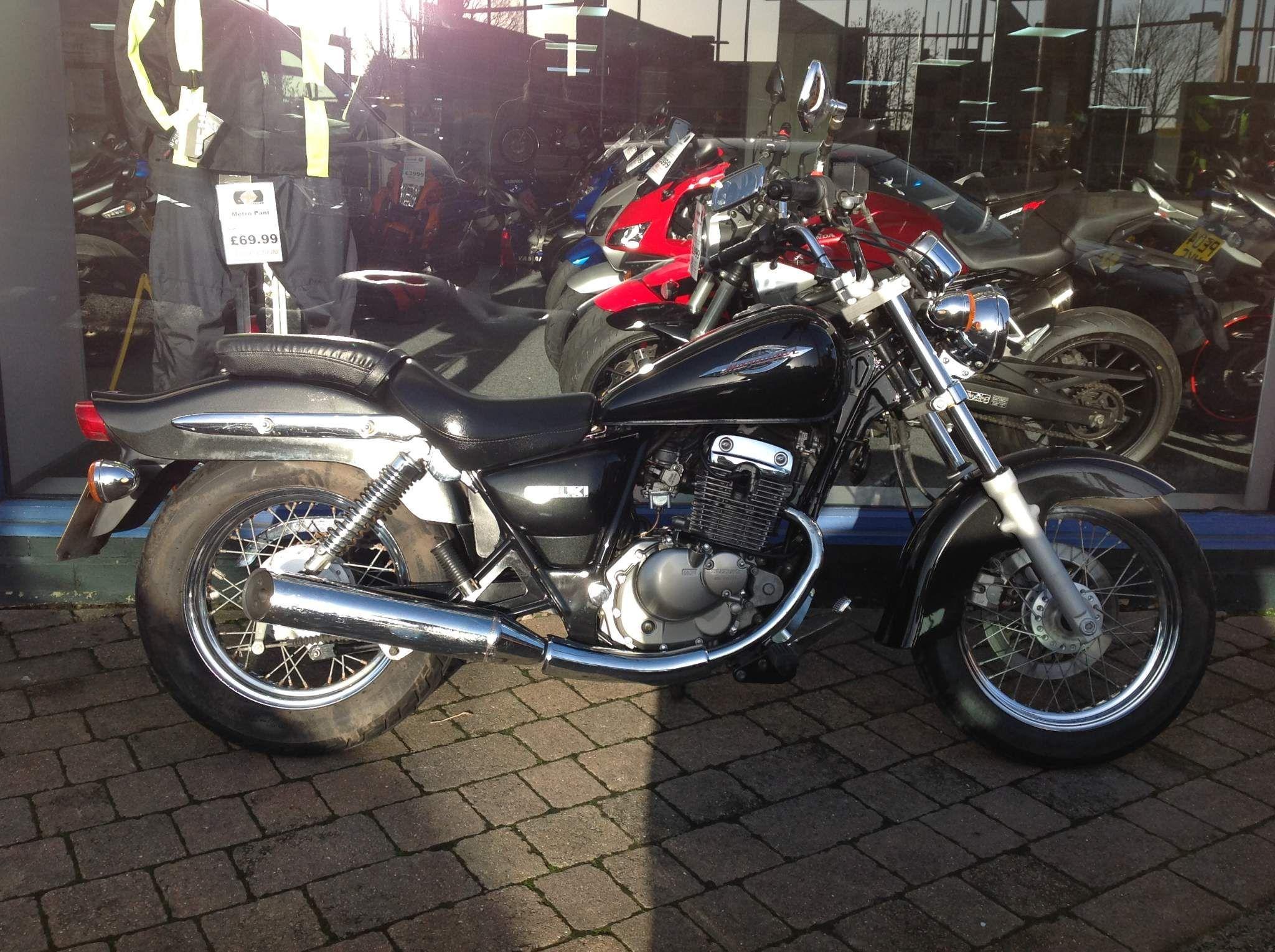 Suzuki Marauder 125 125 Marauder