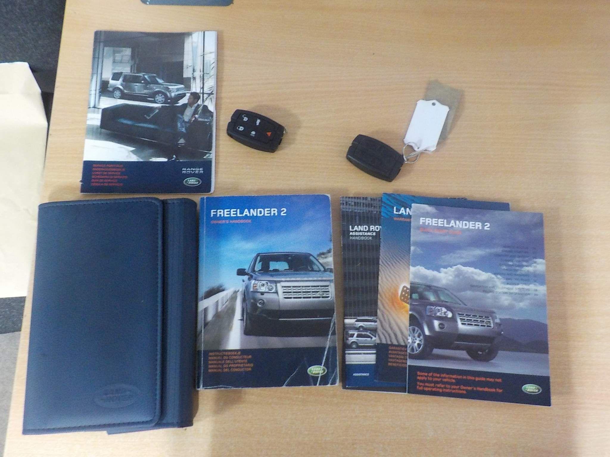 Land Rover Freelander 2 2.2 TD4 XS 5dr