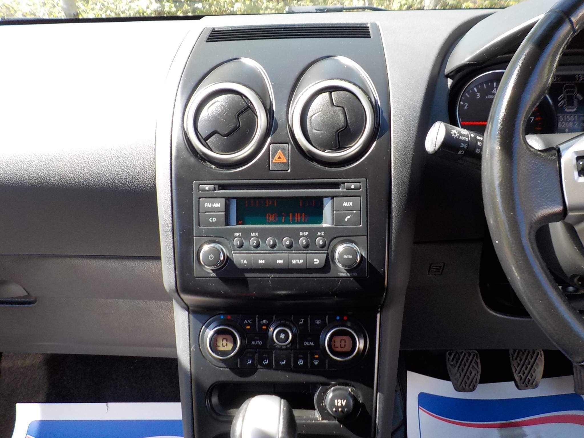 Nissan Qashqai 1.6 Acenta 2WD 5dr