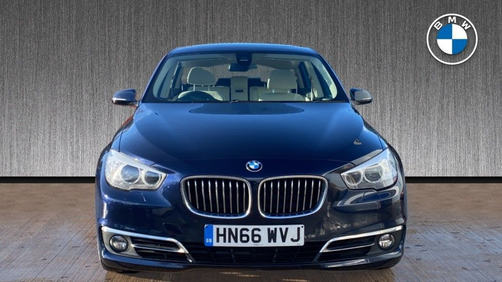 Image 16 - BMW 535d Luxury GT (HN66WVJ)