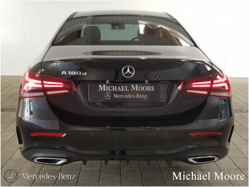 Used Mercedes-Benz A-Class A180d SALOON AMG LINE AUTO **NIGHT PACK** (2020 (201))