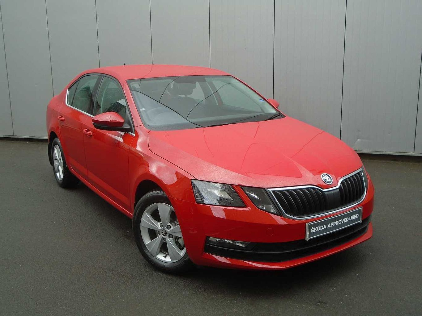 ŠKODA Octavia Hatch (2017) 1.0 TSI SE Technology 115PS