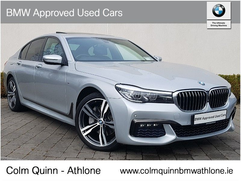 BMW 7 Series 730d xDrive M Sport