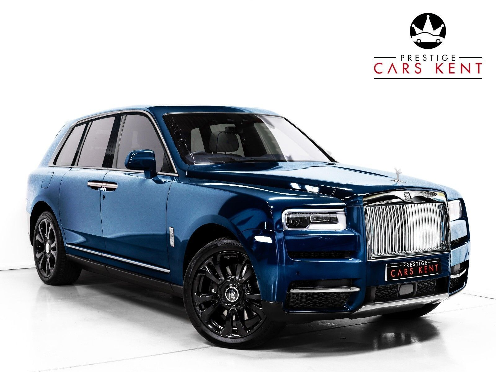 Blue Rolls Royce Cullinan Used Cars For Sale Autotrader Uk