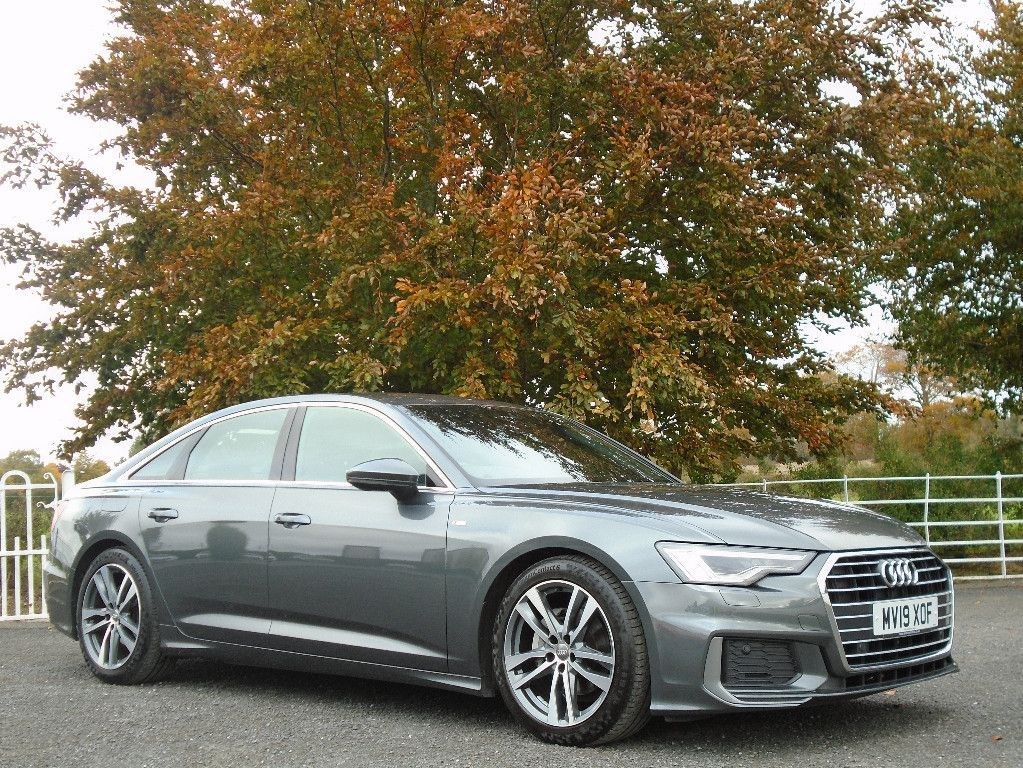 Audi A6 2.0TDI 40 S LINE 204 S-A / IMMACULATE CONDITION