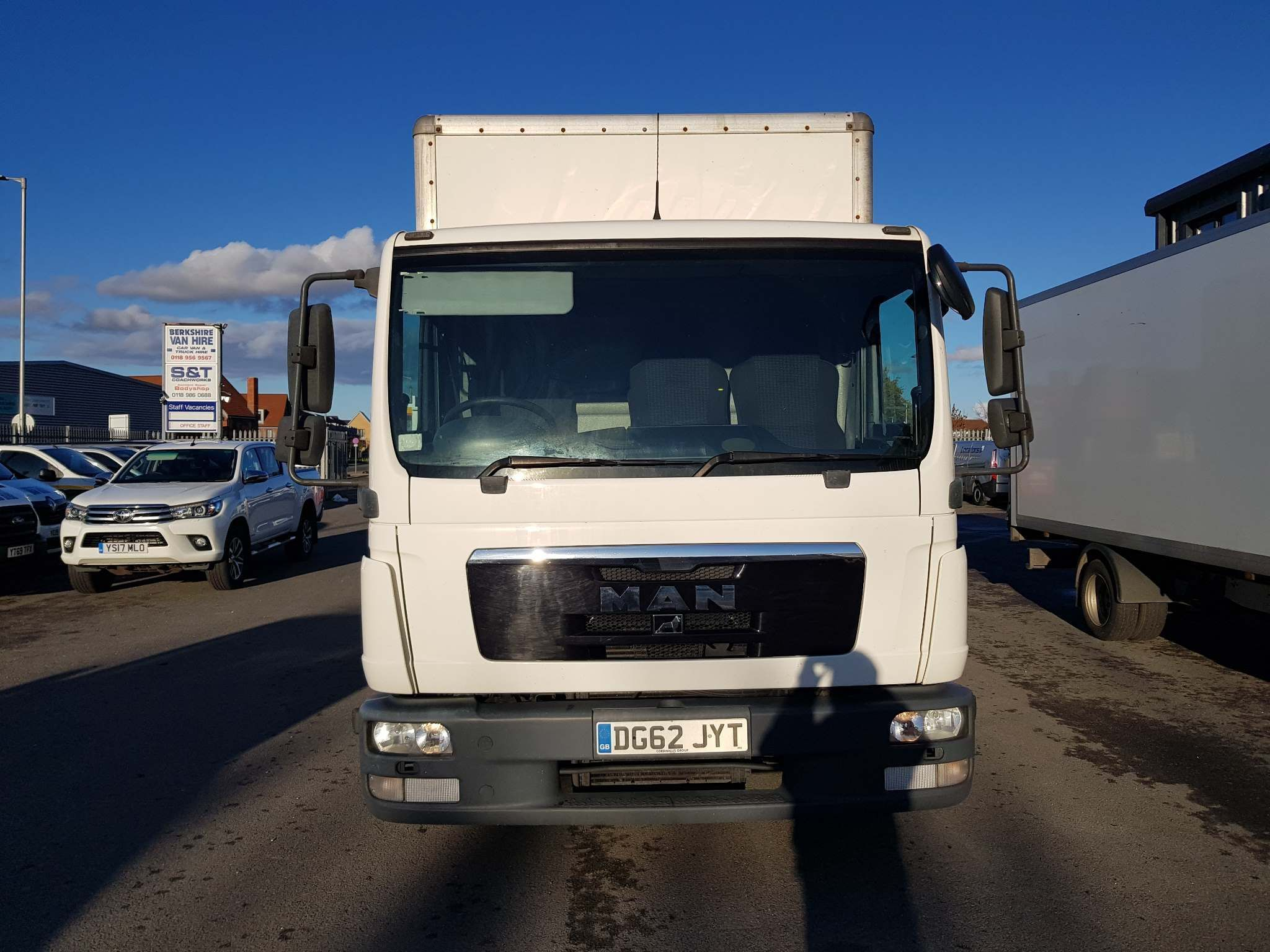 MANTGL 7.1507.150 4X2 For Sale