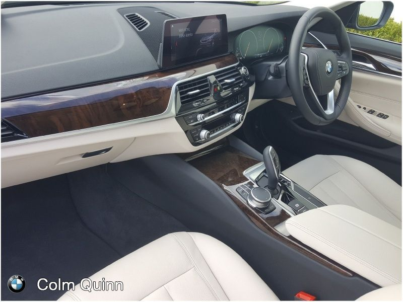 Used BMW 5 Series G30 518d SE Saloon B47 2.0 (2019 (191))
