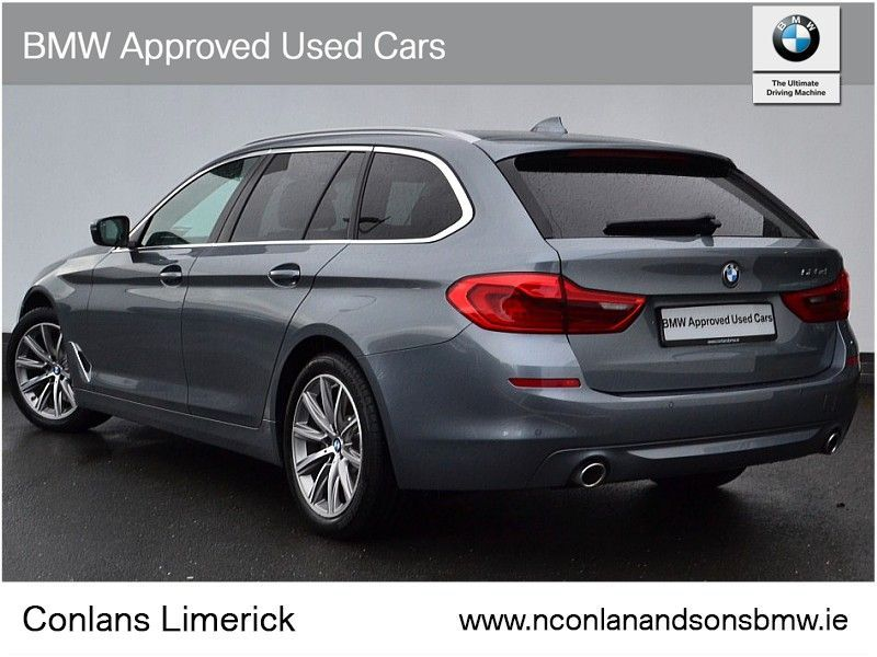 Used BMW 5 Series 520d SE Touring (2019 (191))