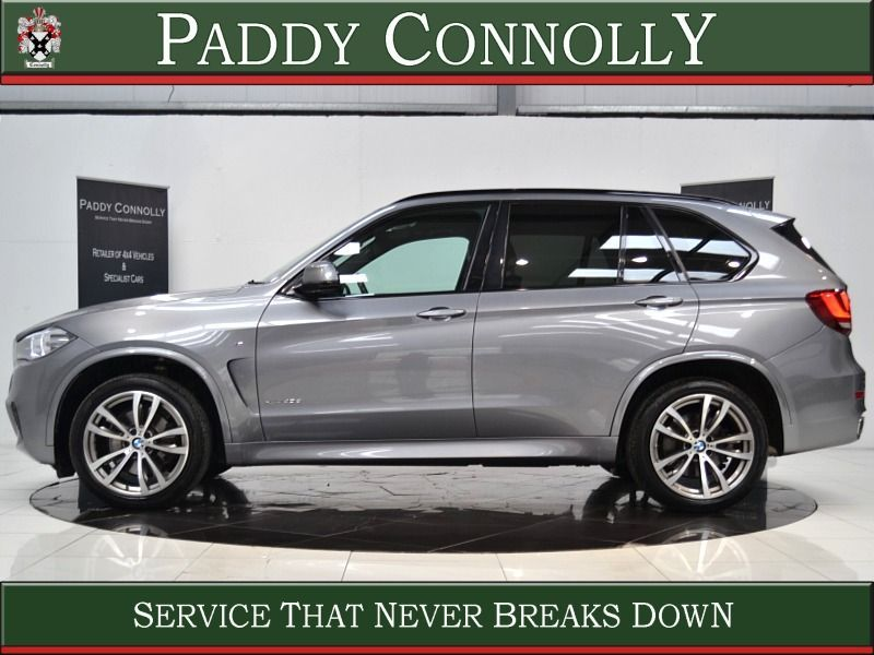 Used BMW X5 *5 Seat N1 Bus.Class*  40D M SPORT (2015 (151))