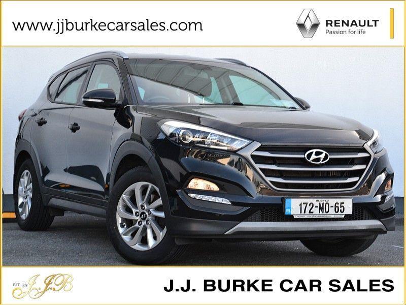 Hyundai Tucson Comfort Plus 1.7 CRDi 115bhp