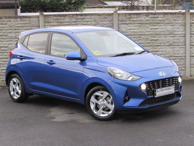 Hyundai i10 DELUXE PLUS 1.0 PETROL WITH UNLIMITED MILEAGE WARRANTY UNTIL 2025 ANY TRADE IN WELCOME !! COME IN AND TEST DRIVE IT TODAY