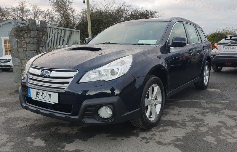 Subaru Outback 2.0D SX CVT 4DR AUTO *FINANCE FROM €71 A WEEK*