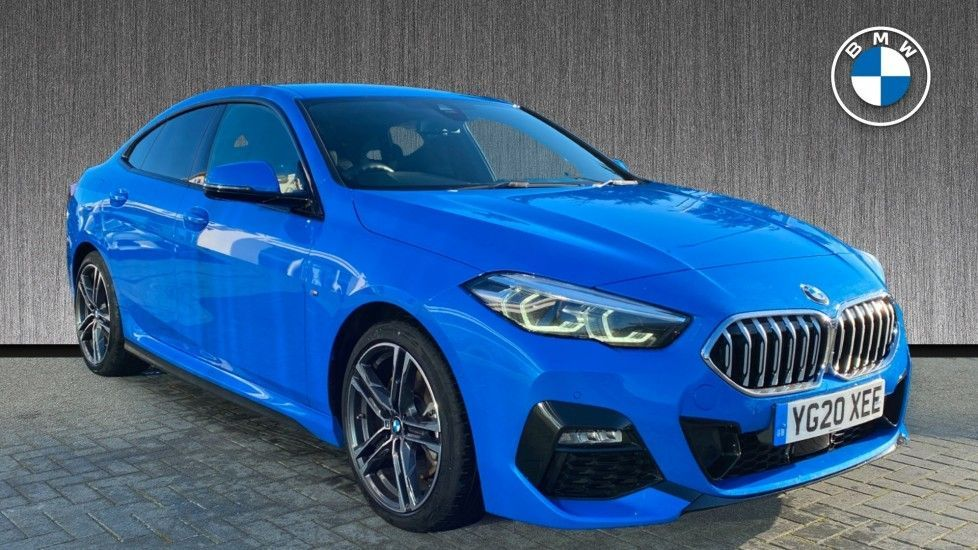Image 1 - BMW 220d M Sport Gran Coupe (YG20XEE)