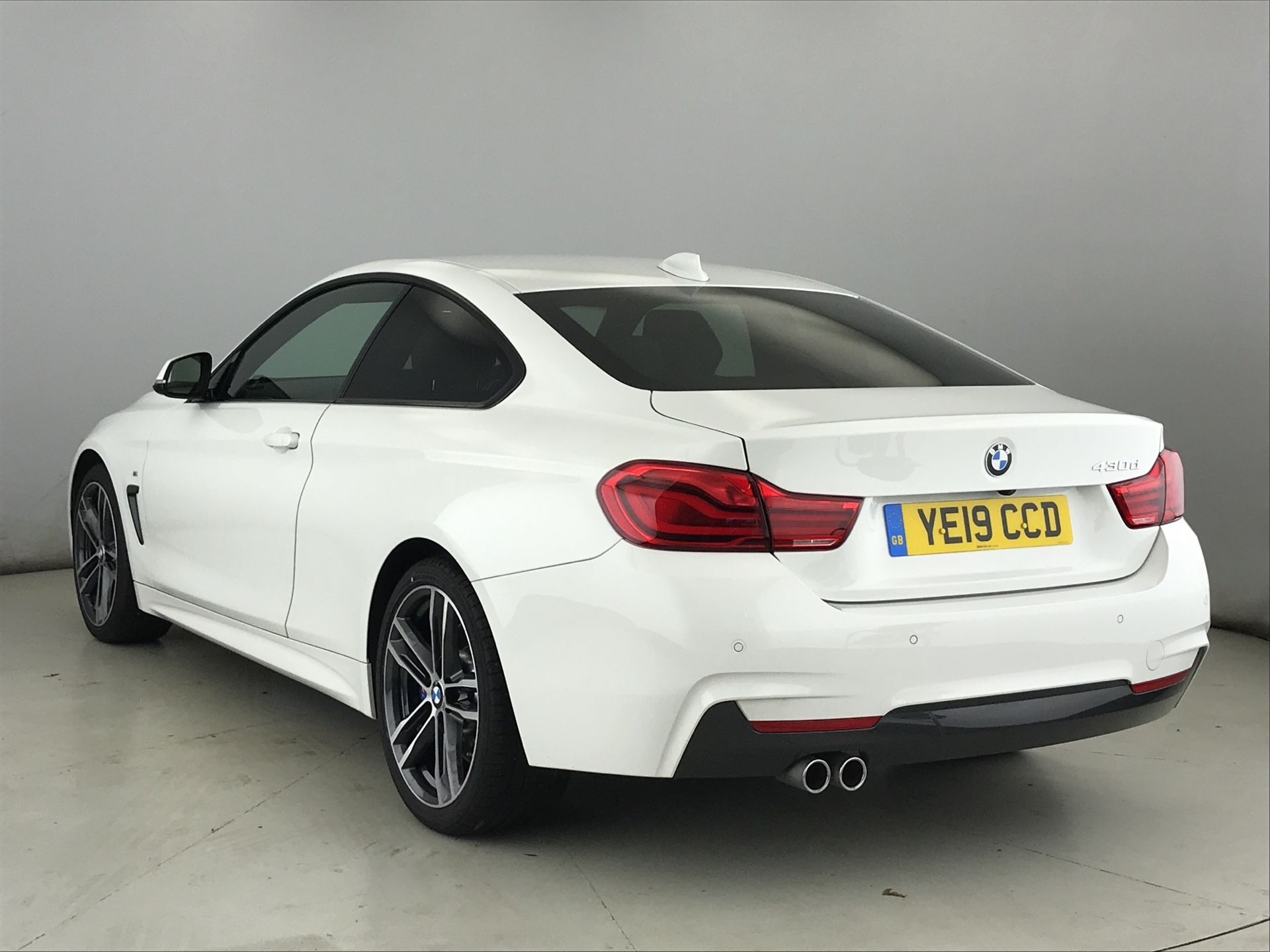 Image 2 - BMW 430d M Sport Coupe (YE19CCD)