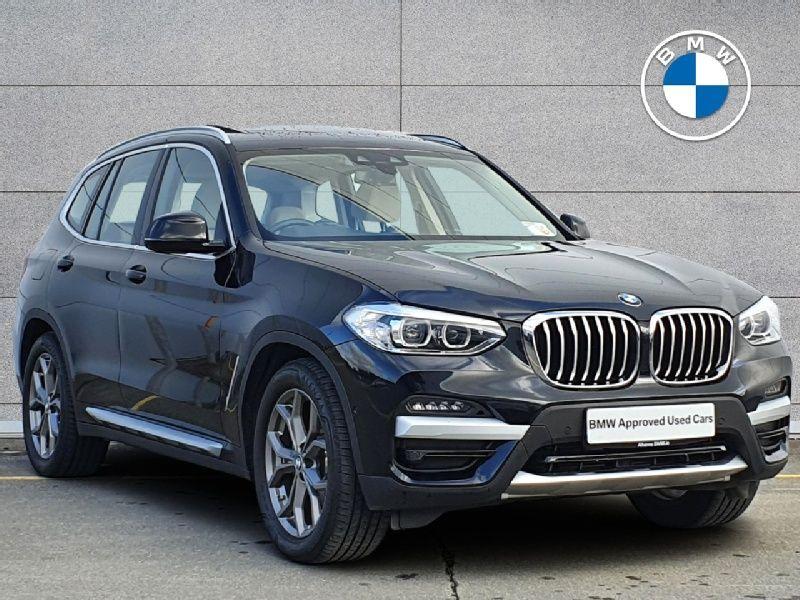 BMW X3 X-Line 20d