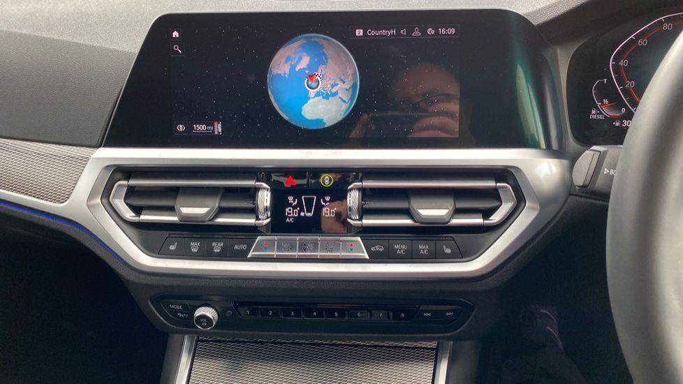 Image 7 - BMW 320d M Sport Saloon (YB69WNN)