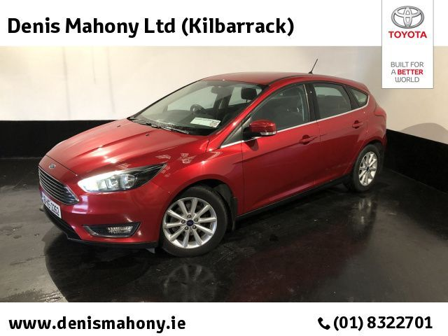 Ford Focus TITANIUM 1.5 TD SAT NAV PARKING SENSORS @ DENIS MAHONY KILBARRACK